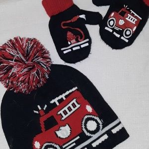 Other - Hat and mitten set